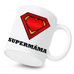 Keramický hrnek Supermáma