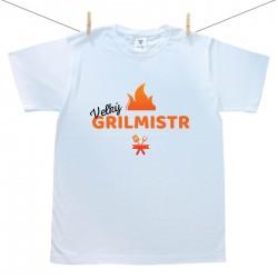 Pánské triko s krátkým rukávem Velký grilmistr