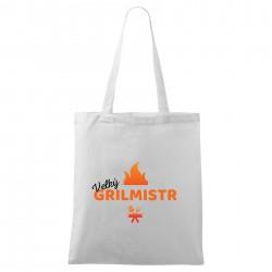 Bílá taška Velký grilmistr