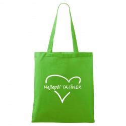 Zelená taška Nejlepší tatínek
