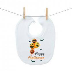 Bryndáček na zapínání Happy Halloween