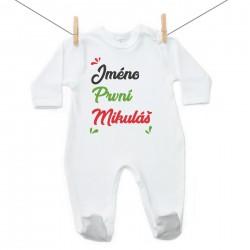 Overal První Mikuláš se jménem dítěte
