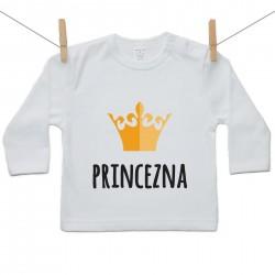 Tričko s dlouhým rukávem Princezna