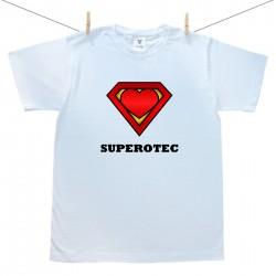 Pánské triko s krátkým rukávem SuperOtec