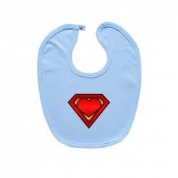 Bryndáček na zapínání (modrý) SuperMiminko