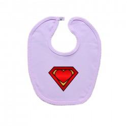 Bryndáček na zapínání (růžový) SuperMiminko