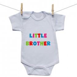 Body s krátkým rukávem Little brother