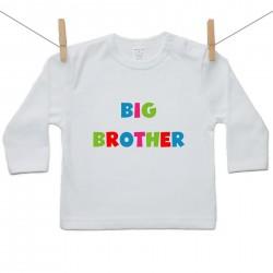 Tričko s dlouhým rukávem Big brother