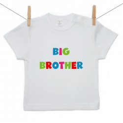 Tričko s krátkým rukávem Big brother