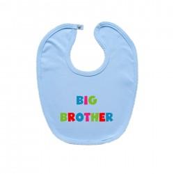 Modrý bryndáček na zapínání Big brother
