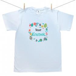 Pánské tričko s krátkým rukávem Velký koledník