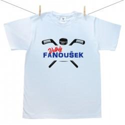Pánské triko s krátkým rukávem Velký fanoušek