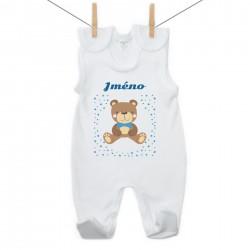 Dupačky se jménem dítěte Medvídek Chlapec