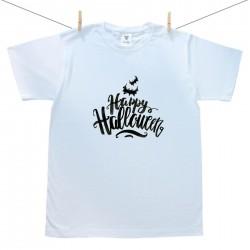 Pánské triko s krátkým rukávem Happy Halloween