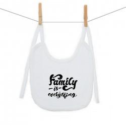 Bryndáček na zavazování Family is everything
