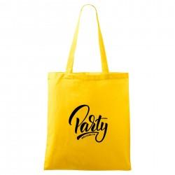 Žlutá taška Welcome to party