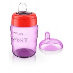 Kouzelný hrneček Avent 260 ml fialový
