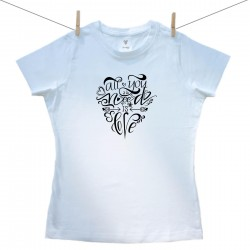 Dámské triko s krátkým rukávem All you need is love