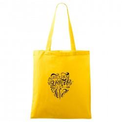 Žlutá taška All you need is love