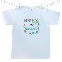 Pánské triko s krátkým rukávem Malý koledník