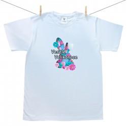 Pánské triko s krátkým rukávem Veselé Velikonoce