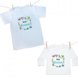 Rodinná sada (tričko s dlouhým rukávem) Malý a Velký koledník