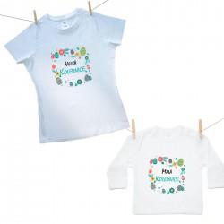 Rodinná sada (tričko s dlouhým rukávem) Malá a Velká kolednice